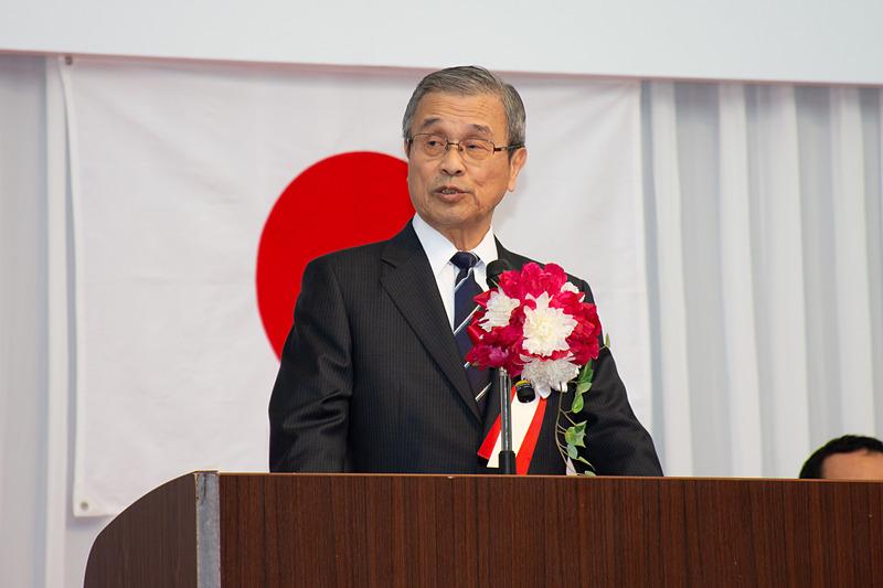 阪神高速道路株式会社 代表取締役社長 幸和範氏