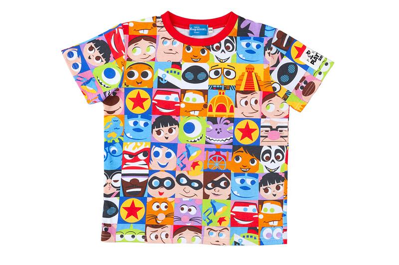 Tシャツ(100cm/120cm:各2900円、140cm:2300円)
