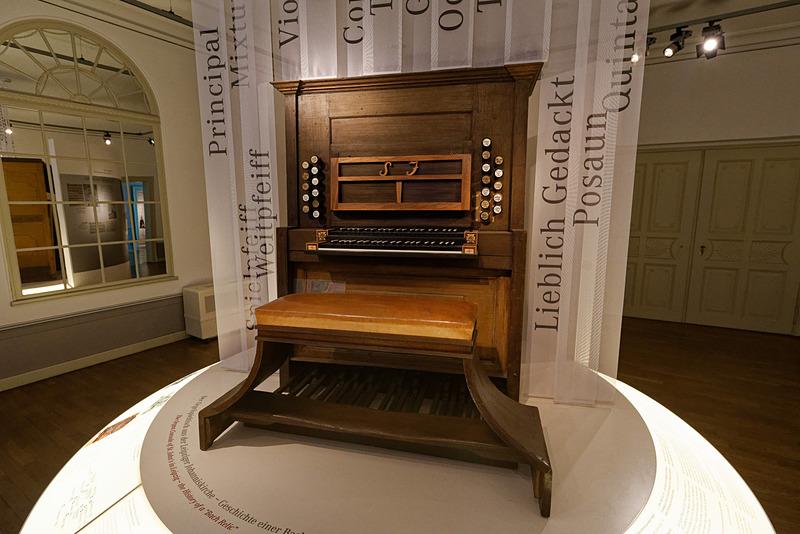 バッハが使ったことのある、あるいはバッハにゆかりのある楽器たち