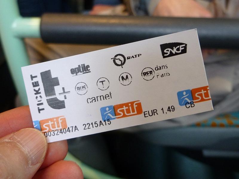 Ticket T+