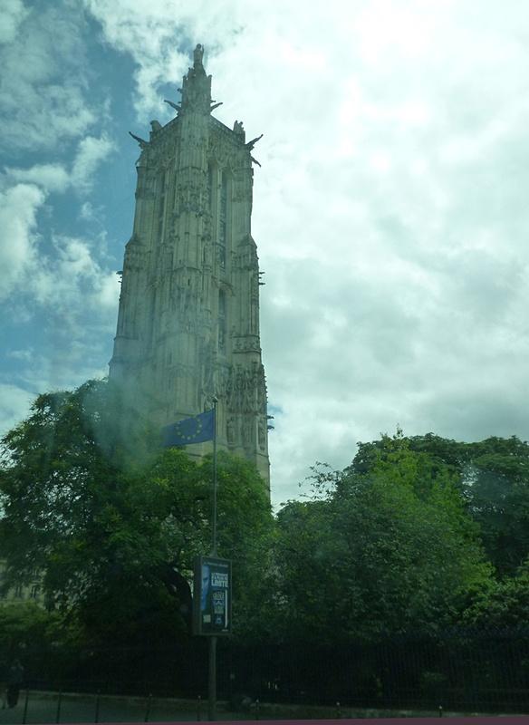 サン・ジャックの塔
