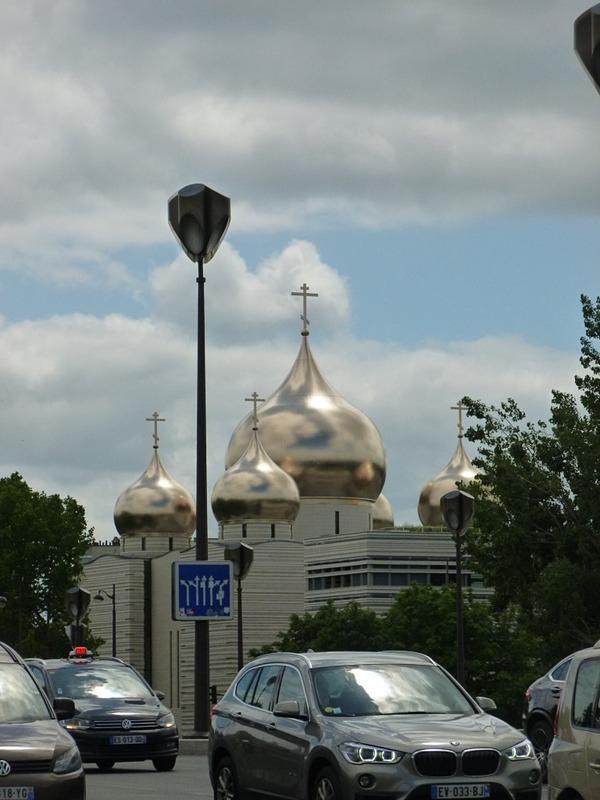 ロシア正教の教会