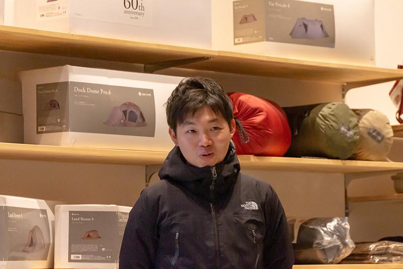 ON THE TRIP代表の成瀬勇輝氏
