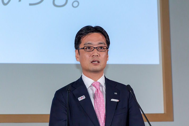 株式会社JTB 個人事業本部 事業統括部 推進チーム チームマネージャー 杉山賢司氏