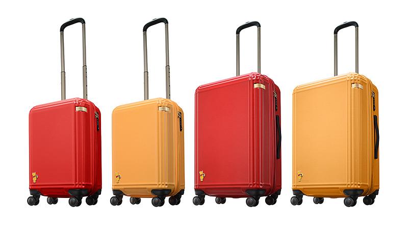 カラーはレッドとイエローの2色展開、容量は32Lと60Lの2タイプ