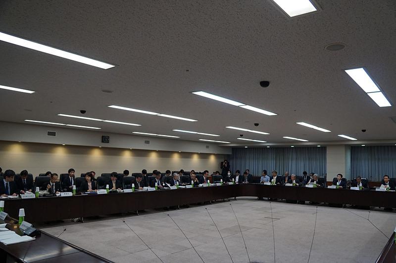 1回目の「羽田発着枠配分基準検討小委員会」が国土交通省で開催された