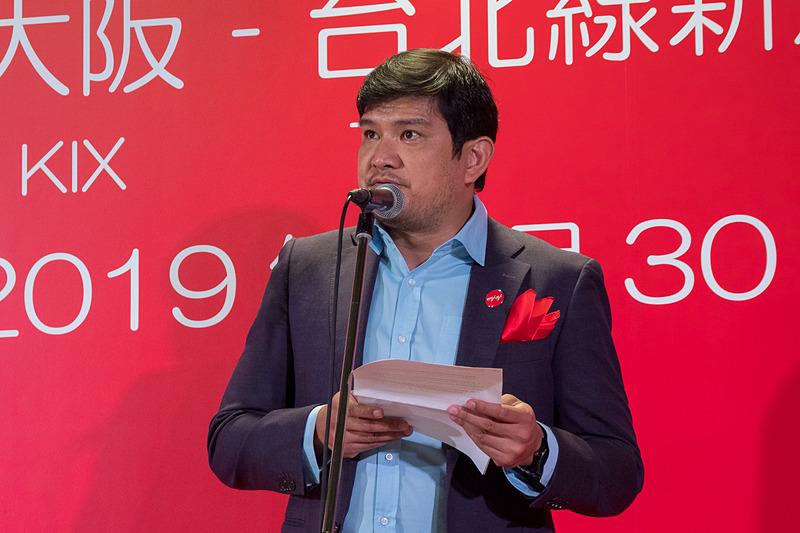 エアアジアX CEO ベンヤミン・イスマイル氏