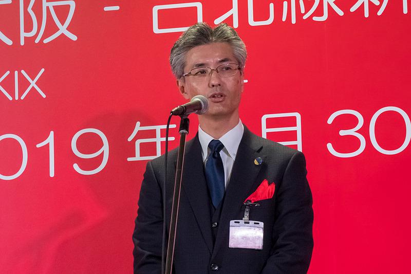 公益財団法人大阪観光局 常務理事 市政誠氏