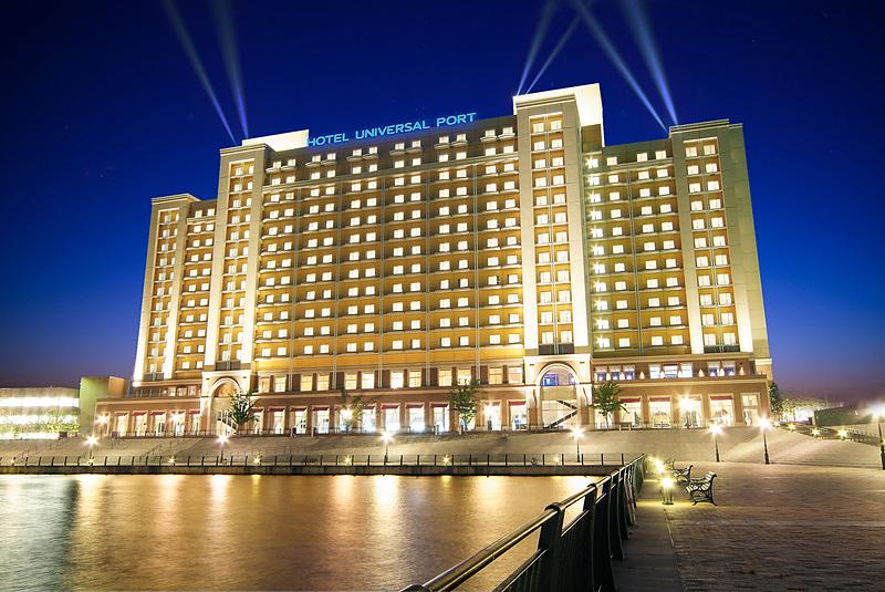 ホテル ユニバーサル ポート(写真提供:オリックス不動産)