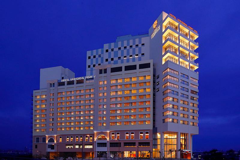 ホテル ユニバーサル ポート ヴィータ(写真提供:オリックス不動産)