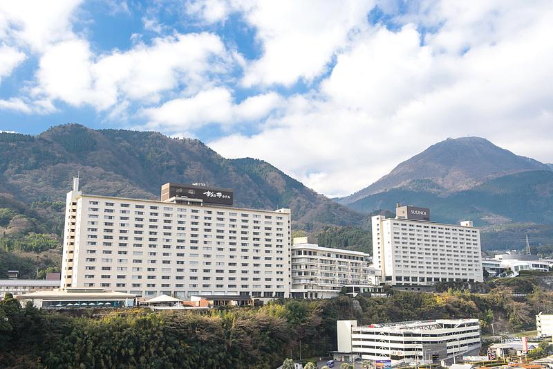 別府温泉 杉乃井ホテル(写真提供:オリックス不動産)