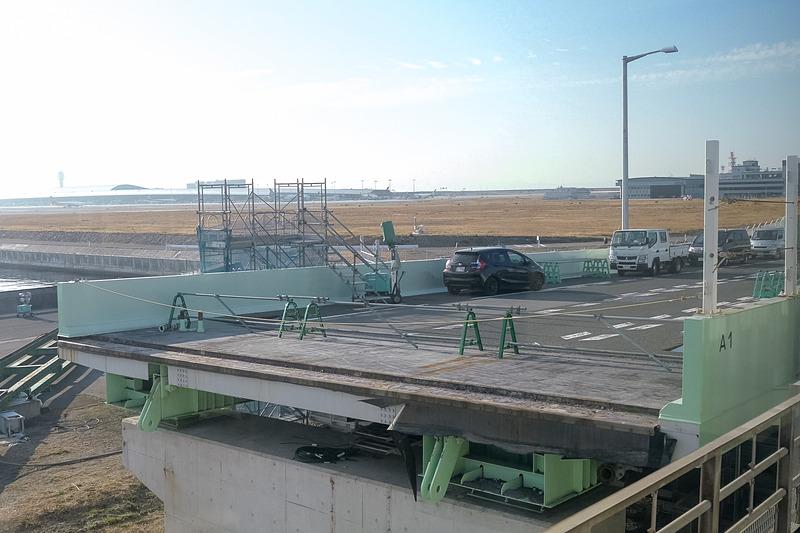 A1橋台部