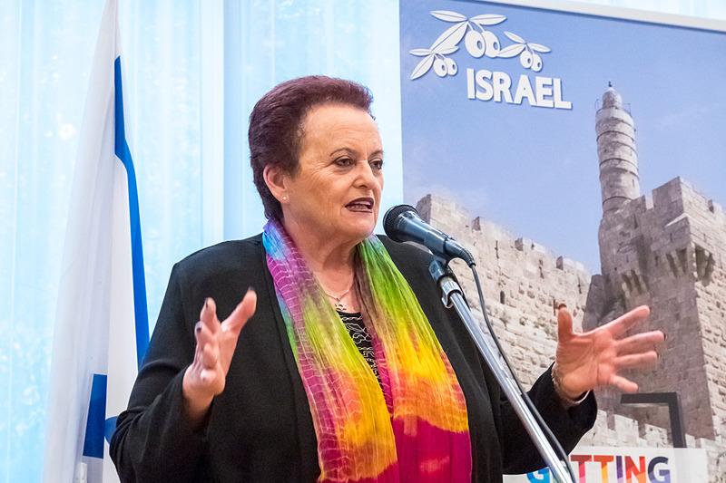 駐日イスラエル大使 ヤッファ・ベンアリ氏