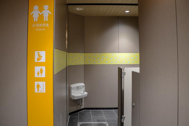 子供用トイレ