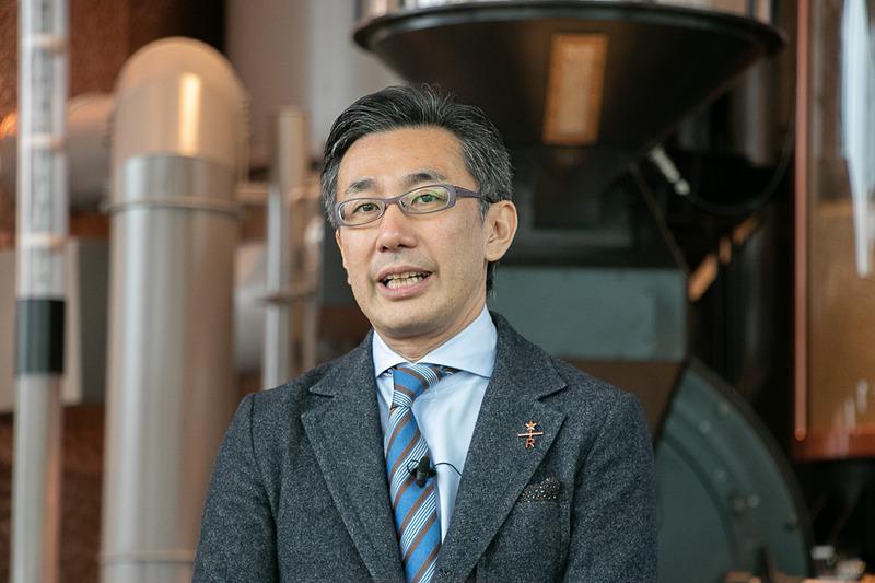 スターバックスコーヒージャパン株式会社 CEO 水口貴文氏
