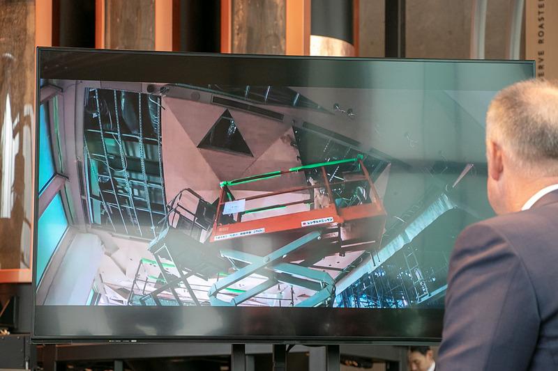 「スターバックス リザーブ ロースタリー東京」が完成するまでを追った動画を公開した