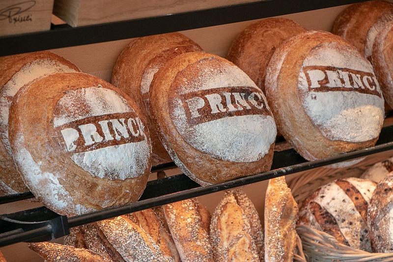 イタリアのベーカリー「PRINCI(プリンチ)」のパンを楽しめる