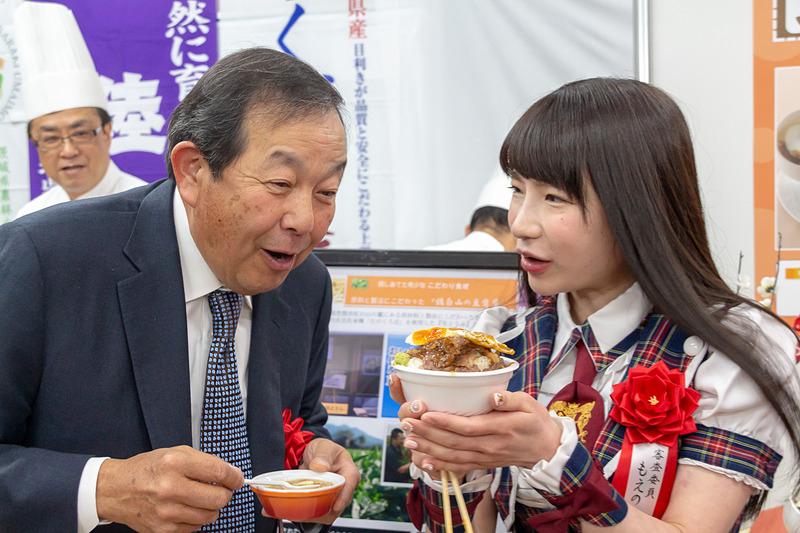 「NEXCO東日本 新メニューコンテスト」決勝大会を開催