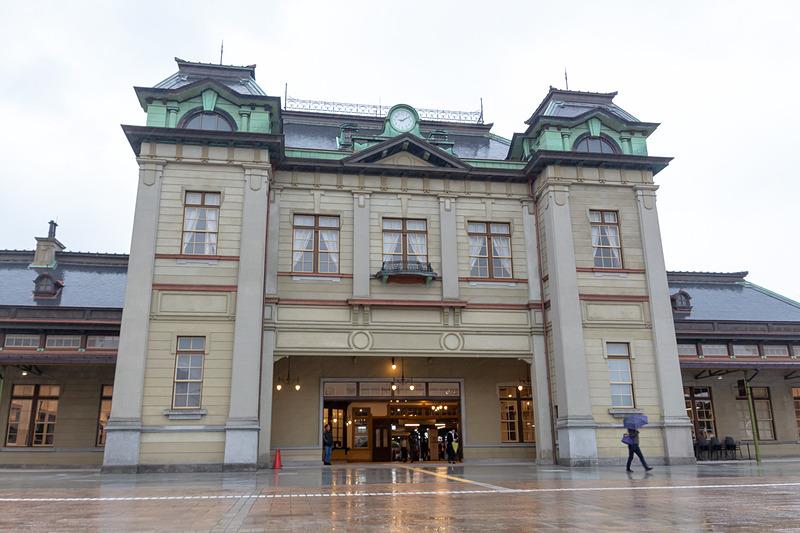 大正時代の面影を色濃く残す門司港駅が改修工事を終え、3月10日にグランドオープンする