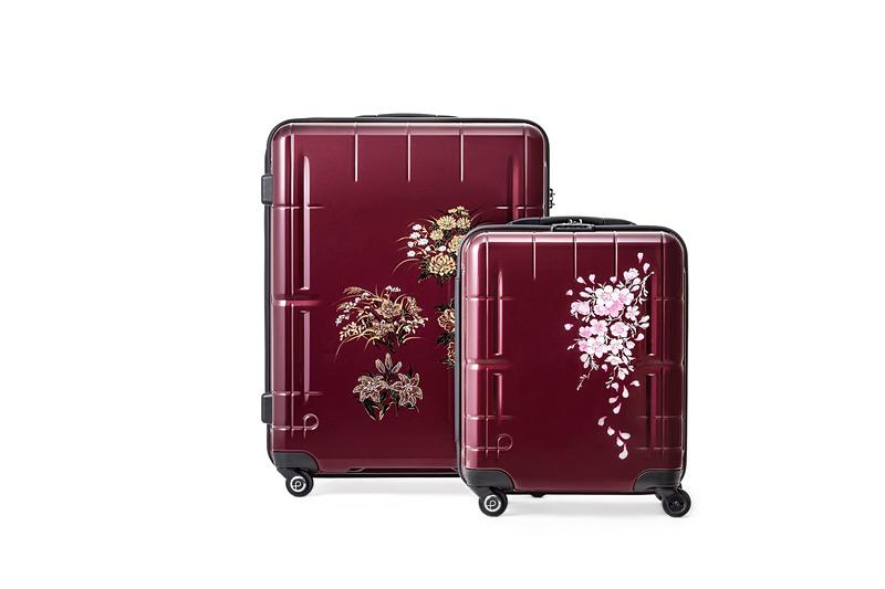 ペイントスーツケースを数量限定販売
