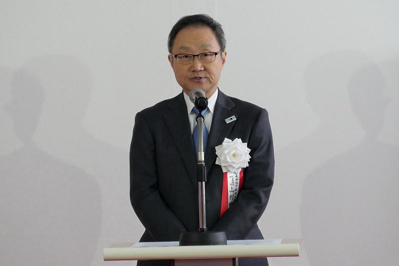 東京地下鉄株式会社 代表取締役社長 山村明義氏