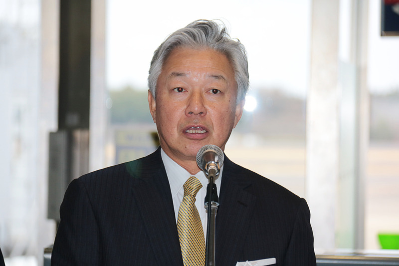 スカイマーク株式会社 代表取締役会長 佐山展生氏