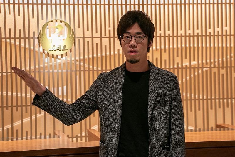 株式会社乃村工藝社 A.N.D. デザイナー 竹内宏法氏