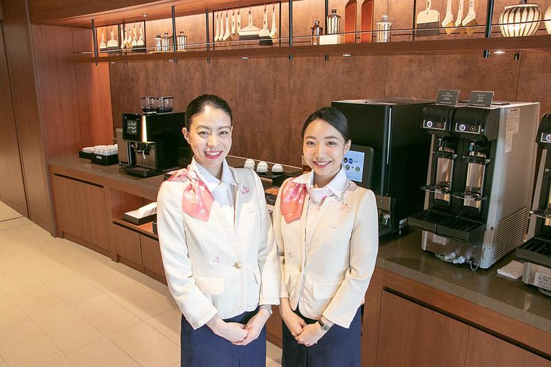 JALは伊丹空港の「ダイヤモンド・プレミアラウンジ」「サクララウンジ」を3月28日にリニューアルオープンする