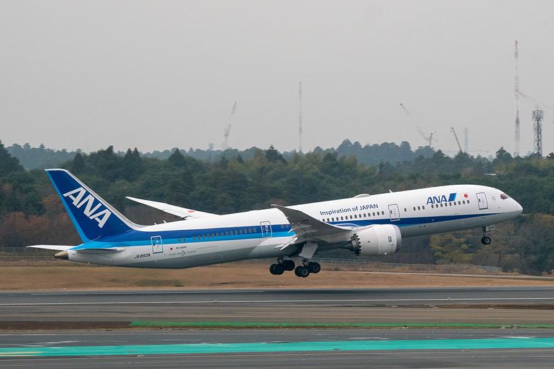 ボーイング 787-9型機