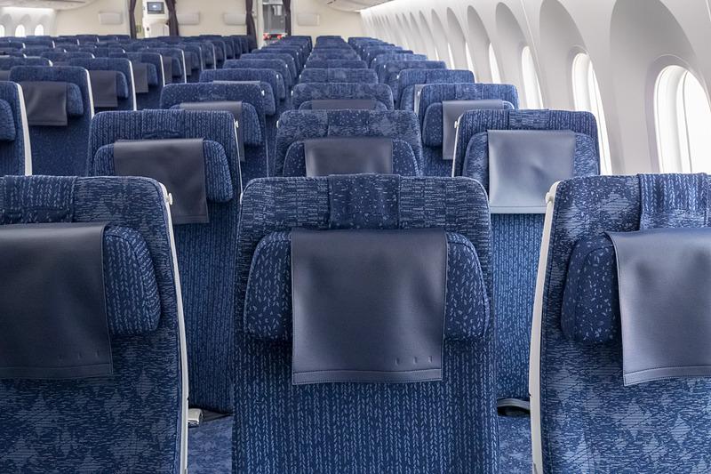 隣接したシートの柄が異なるようにデザイン