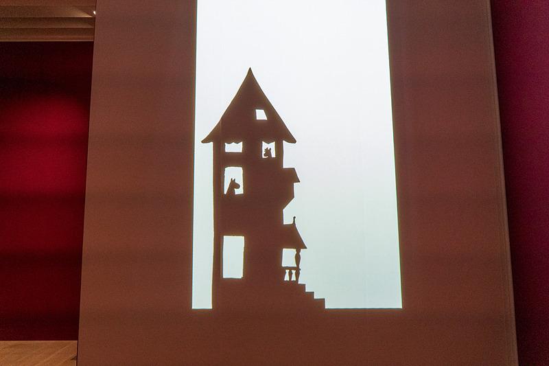 「ムーミン展 THE ART AND THE STORY」の展示物