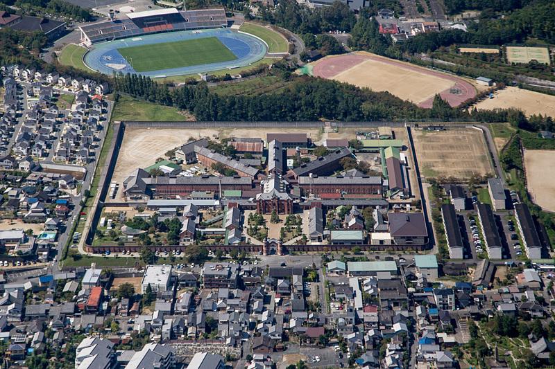 工事着手前の旧奈良監獄 (画像提供:星野リゾート)