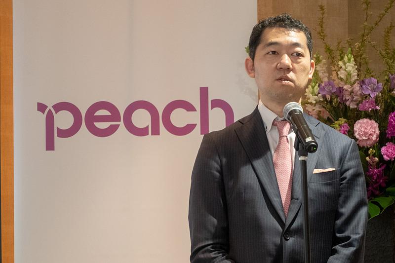 Peach Aviation株式会社 執行役員 事業戦略室長 営業統括本部長 轟木一博氏