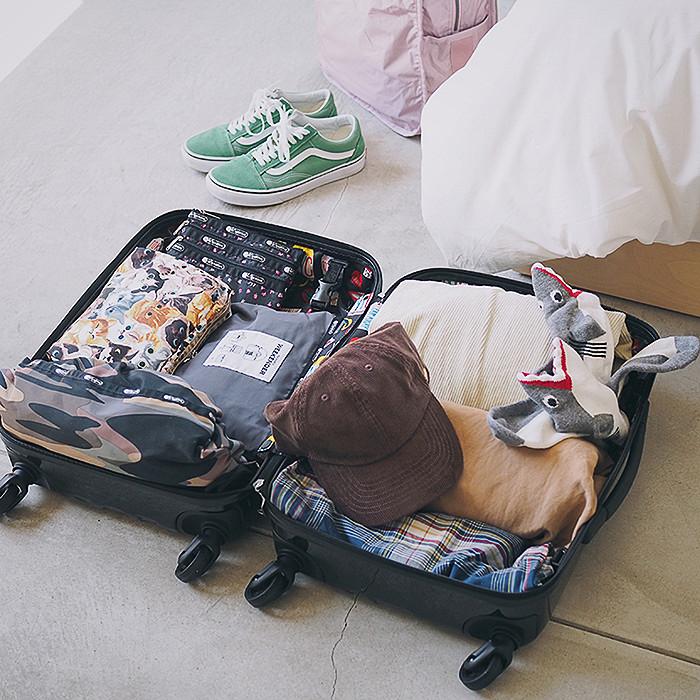 小旅行向けのサイズ感