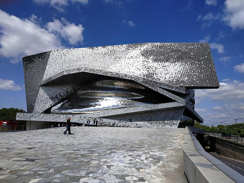 フィルハーモニー・ド・パリ