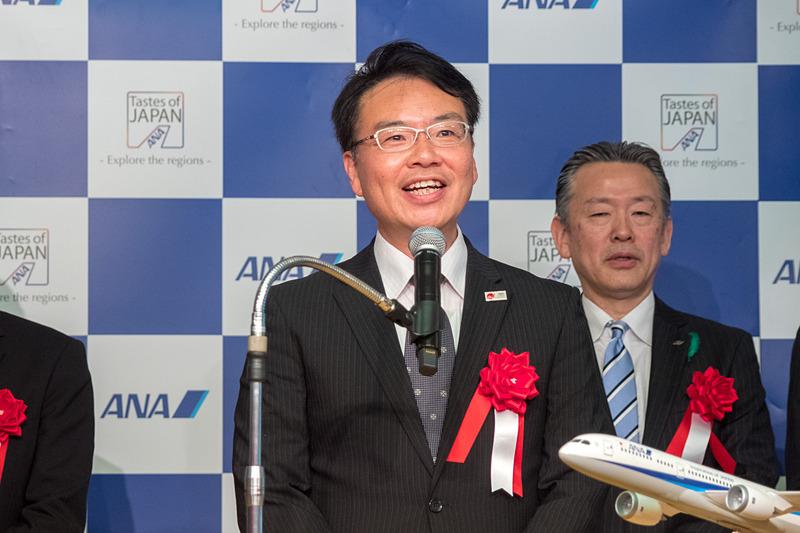 国土交通省 北陸信越運輸局 局長 板崎龍介氏