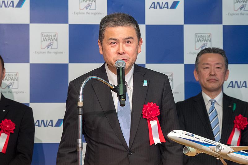 富山県 観光・交通振興局 次長 砂原賢司氏