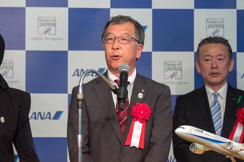 愛知県 観光コンベンション局 局長 藤田昇義氏