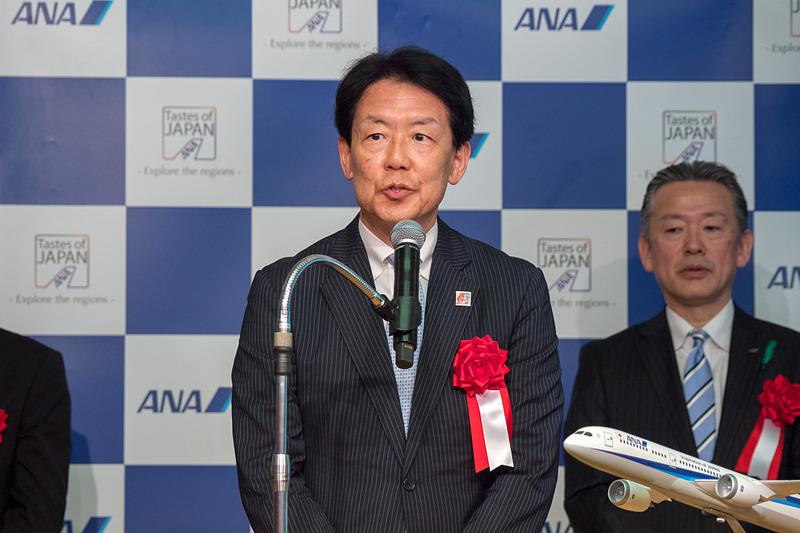一般社団法人中央日本総合観光機構 常務理事 髙山廣基氏