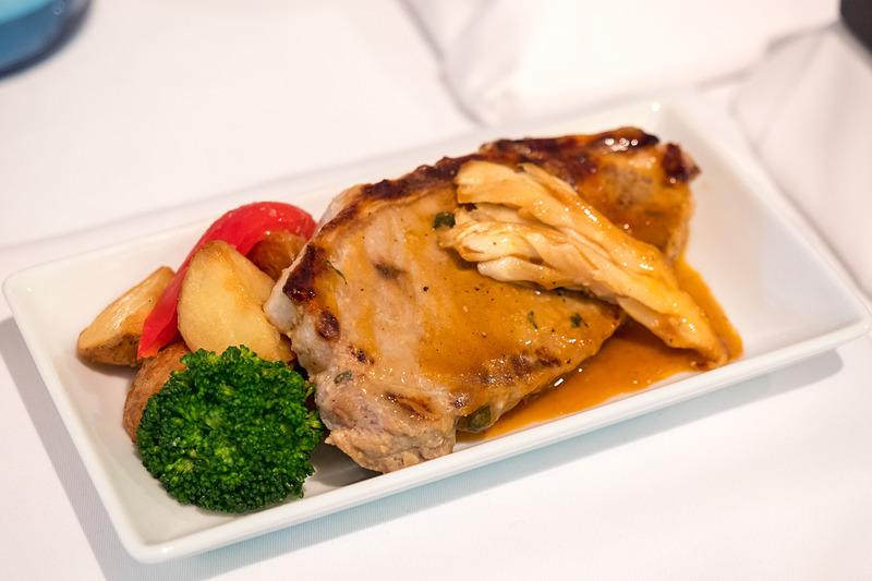 富山県産悠牧豚のバジル味噌焼き
