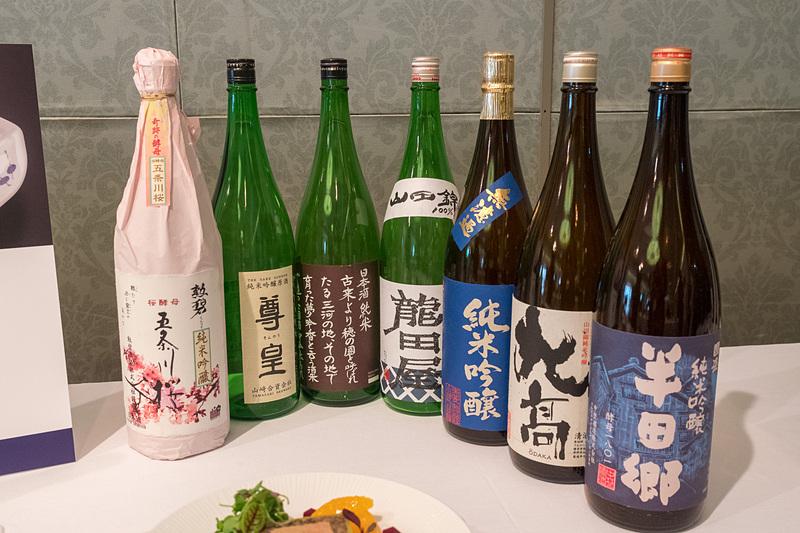 愛知県の國酒