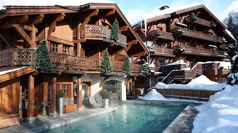 フォーシーズンズは「レ シャレーデュ モンダルボワ, ムジェーヴ, ア フォーシーズンズホテル」を開業する