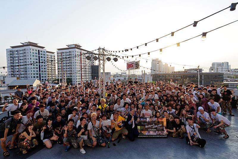 約400名の日本人学生たちがバンコクに集まった「BackpackFESTA2019」