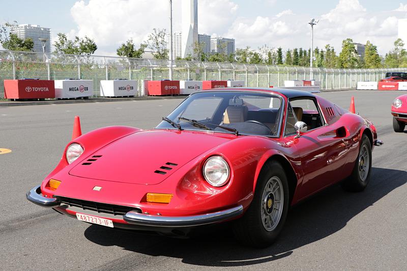 ディーノ 246GTS(1973年・イタリア)