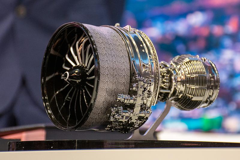 LEAP-1Aエンジンのモデル