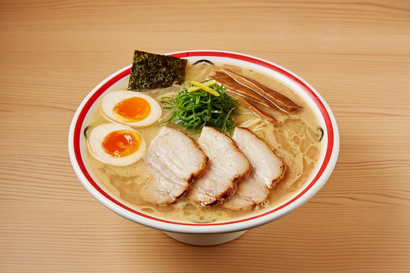 東京煮干し らーめん玉「特製 金目鯛ラーメン」(写真提供:東京ステーション開発)