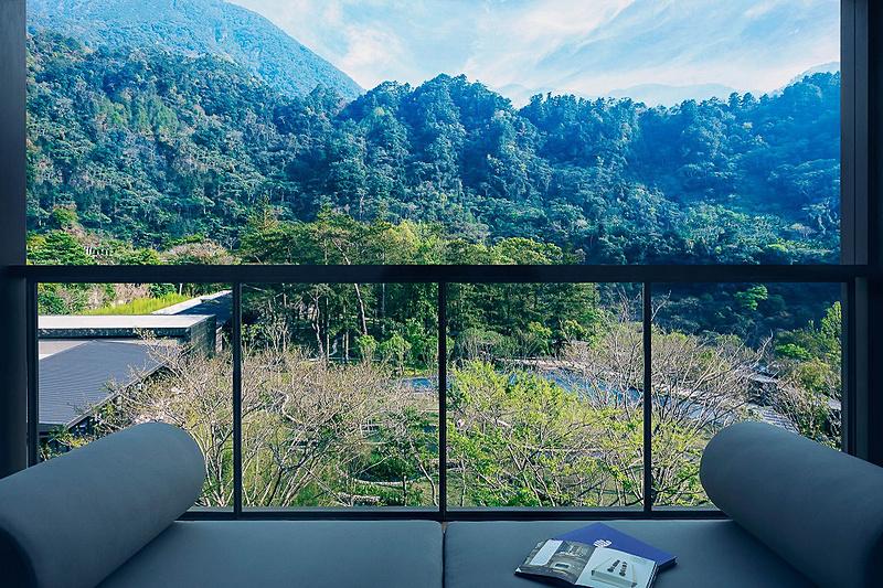 星野リゾートは、台湾台中市の谷關(グーグァン)に6月30日に開業予定の「星のやグーグァン」について、施設紹介動画を公開した