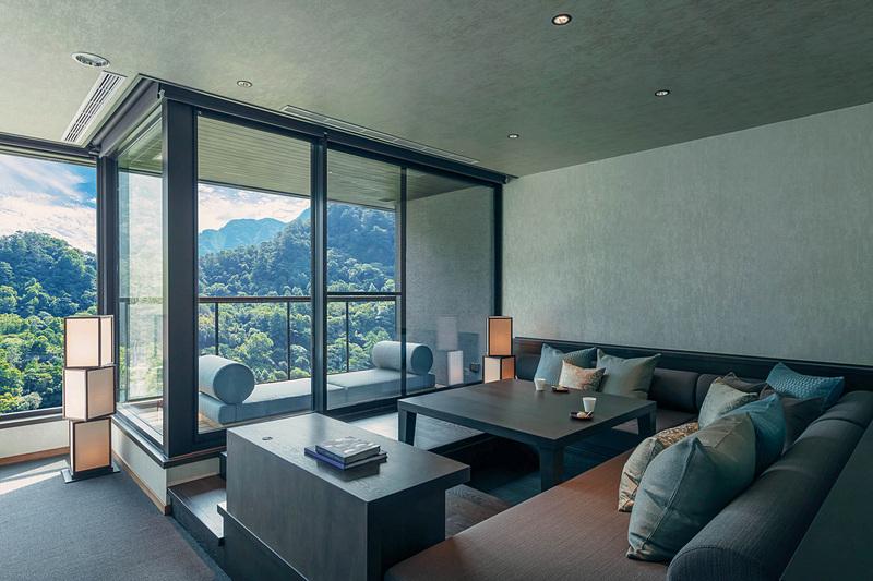 「風音」の客室