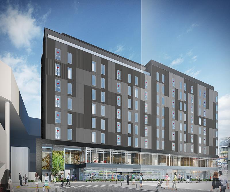 日本ホテルは「JR東日本ホテルメッツ 秋葉原」を10月7日に開業する