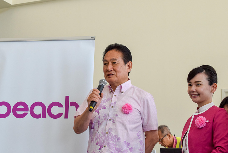 Peach Aviation株式会社 代表取締役CEO 井上慎一氏